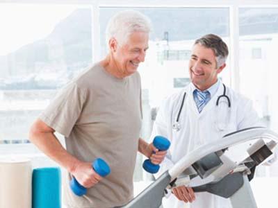 康复技术专业-老年康复训练