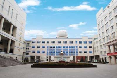 成都市龙泉驿区卫生学校-教学楼