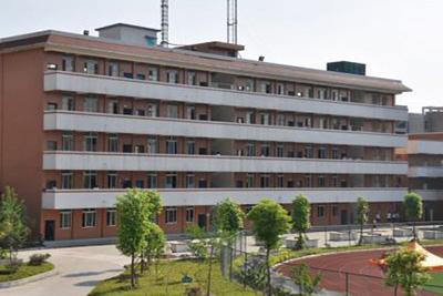 四川城市技师学院-教学大楼
