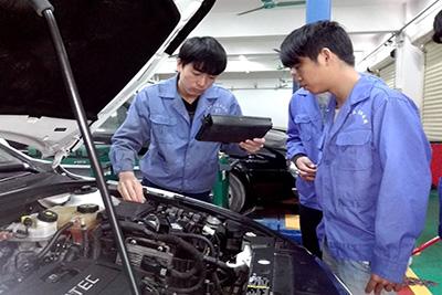 南充技师学院汽车电子技术专业